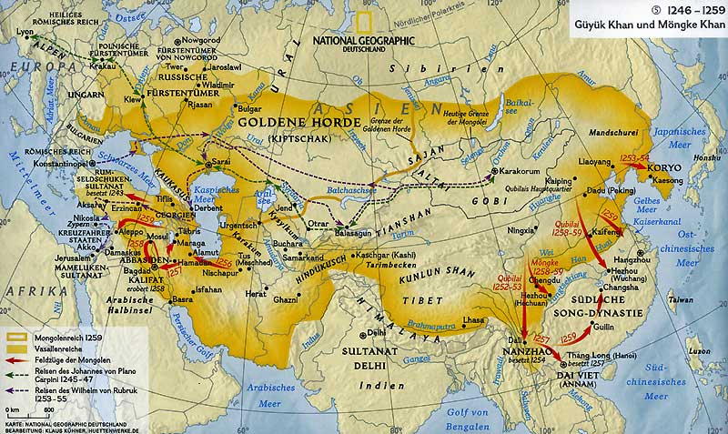 Mongolian History; the Good, the Bad, the Fact, the Fiction Essay